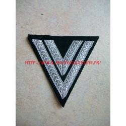 WW2 - Grade d'épaule WX -...