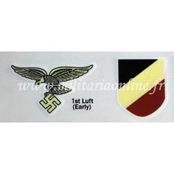 WW2 - Decal Luftwaffe Early...