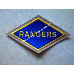 US - Patch Rangers (à l'unité)