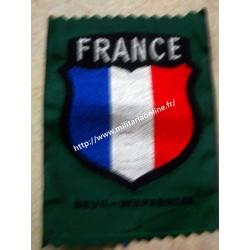 WW2 - Insigne de bras LVF bevo