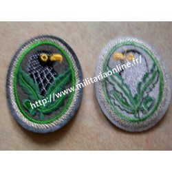 GER - Patch Sniper Argent