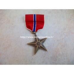 US - Repro de Bronze Star