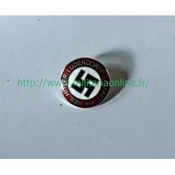 GER - repro Badge Ludendorff