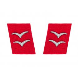 WW2 - Insigne de col LW...