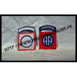 US - Patch Airborn