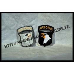 US - Patch 101e Airborn (à l'unité)
