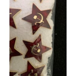 Post WW2 - Etoile rouge...