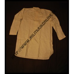 Chemise WH / WX blanche post ww2