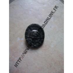 GER - Copie de badge des Blessés Noir