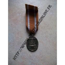 GER - Copie de médaille Antlantikwall