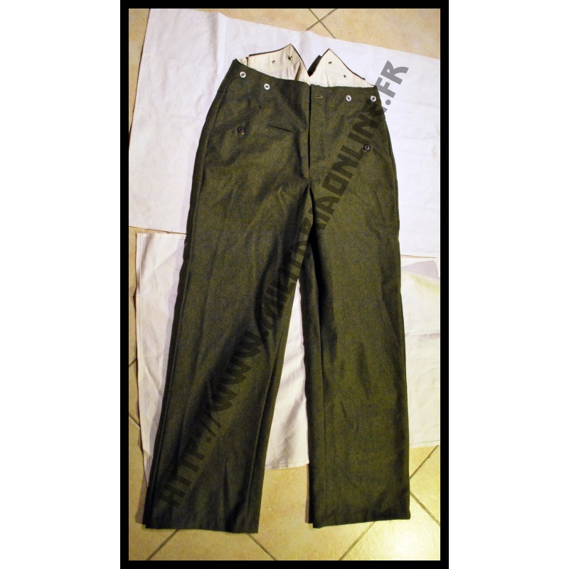 Pantalon M40 Allemand