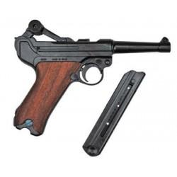 P08 Luger Marron