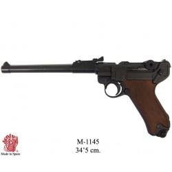 P08 Luger Artillerie Marron