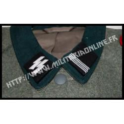 GER - insigne de col - Rottenführer- WX