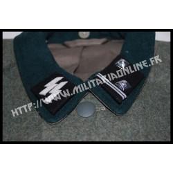 GER - insigne de col - Hauptscharführer- WX