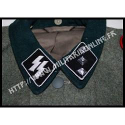 GER - insigne de col - Untersturmführer- WX