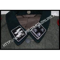 GER - insigne de col - Obersturmbannführer- WX