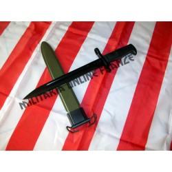 WW2 - Baionette Garand courte US