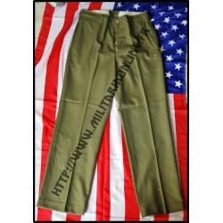 Pantalon M37 Soldat US