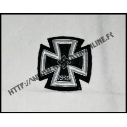 WW2 - Croix de fer - Eisernes kreuz à coudre