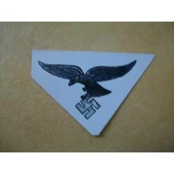 WW2 - Aigle de casque LW Modèle 4