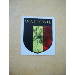 WW2 - Decal Wallonie