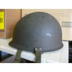 WW2 - Casque US M1 complet...
