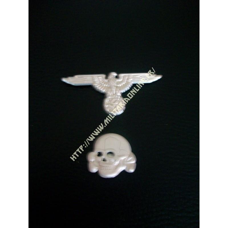 GER - Copie de badge Panzer Wh