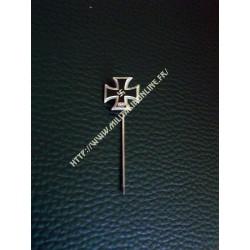 WW2 - GER - Epinglette Croix de fer Eisernes Kreuz
