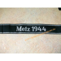 GER - Bande de Bras - Metz 1944
