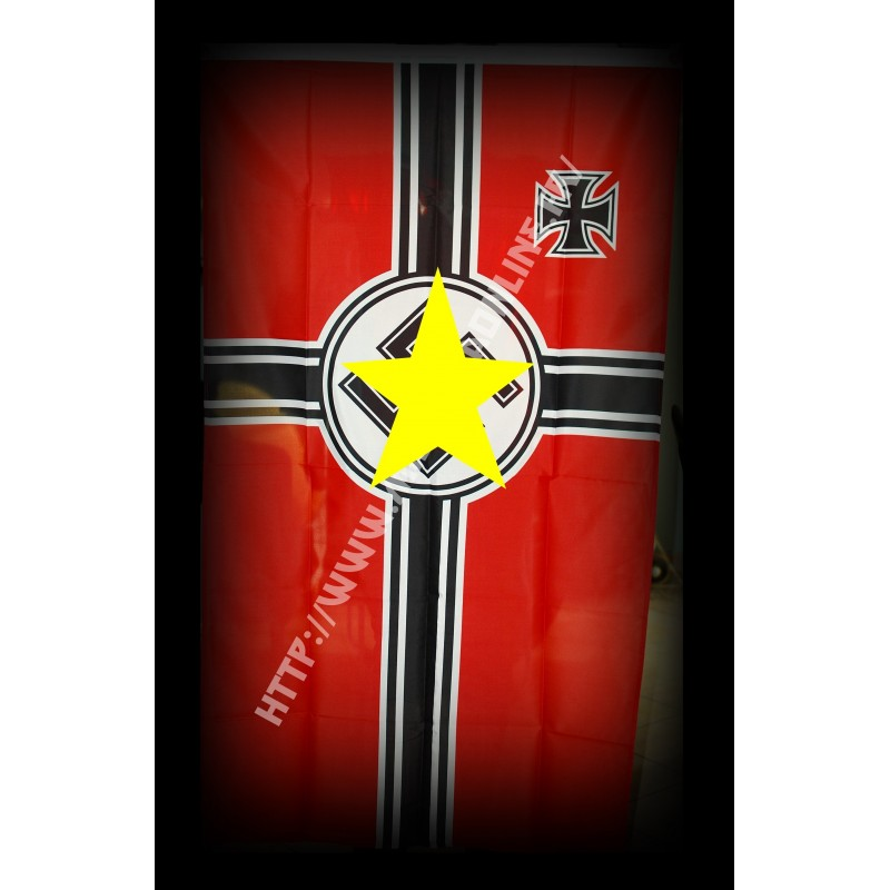 WW2 - Battle Flag Allemand