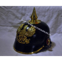 WW1 - reproduction de casque à pointe allemand