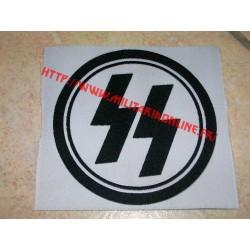 WW2 - Repro BEVO d'insigne SS pour débardeur