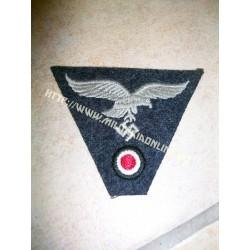 WW2 - Insigne de casquette trapézoidable LW