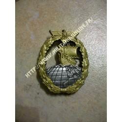 GER - Repro de Badge Kriegsmarine 1