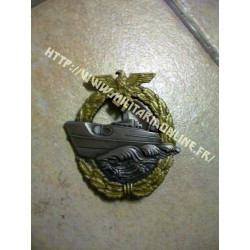 GER - Repro de Badge Kriegsmarine 2