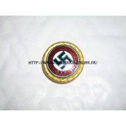 GER - repro Badge NSDAP grade Or