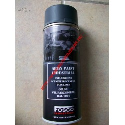 WW2 - Bombe de peinture FOSCO - PanzerGrau