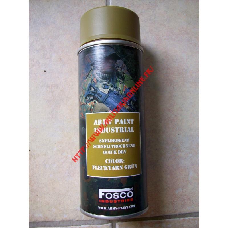 WW2 - Bombe de peinture FOSCO - Flecktarn Grun