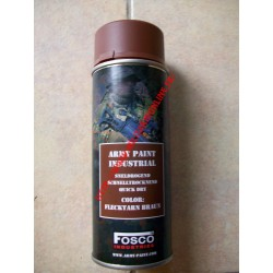 WW2 - Bombe de peinture FOSCO - Flecktarn Braun