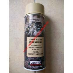 WW2 - Bombe de peinture FOSCO - Tropentarn Sand