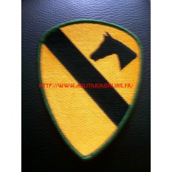 US - Patch Cavalry