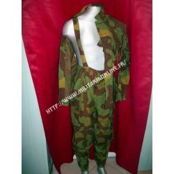 POST WW2 - Ensemble pantalon + veste Italien type telo mimetico m29