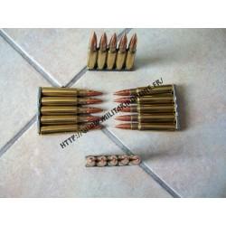 WW2 - Clip pour K98 avec munition repro