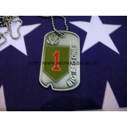 DogTAg US Big Red One