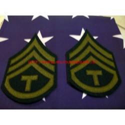 WW2 - Grade de Technical 3rd