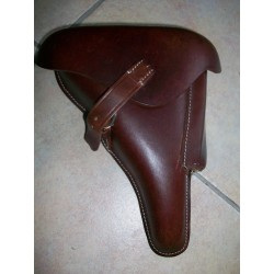 Etui Holster Luger P08 Marron