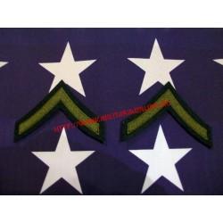 WW2 - Grade de Private 1st class