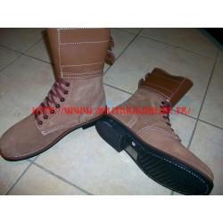 Buckle Boots US - miltec