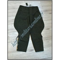 Pantalon Officier Lainé -...
